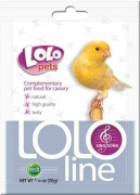 "LoLo Pets Lololine для канареек 20г ""Sing-song"""