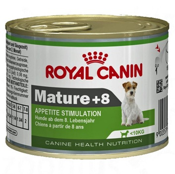 Royal Canin MATURE +8 (МАТЮР +8) 195г